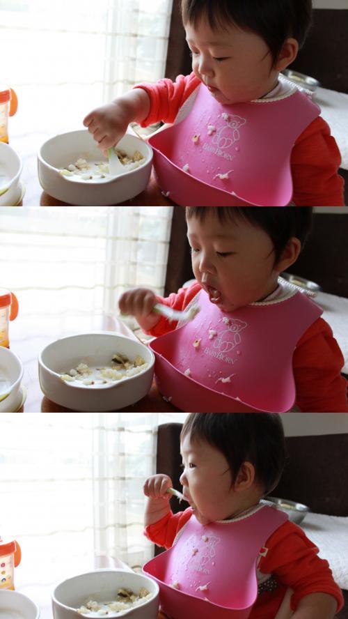 ももか食べる
