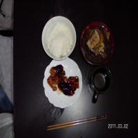 久保田百寿×鶏皮の照り焼き(改訂版)1