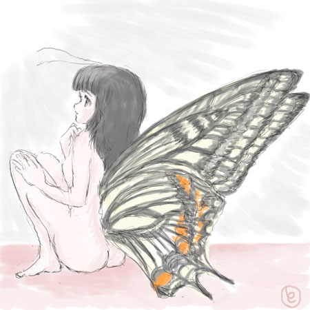 アゲハさん(春型)