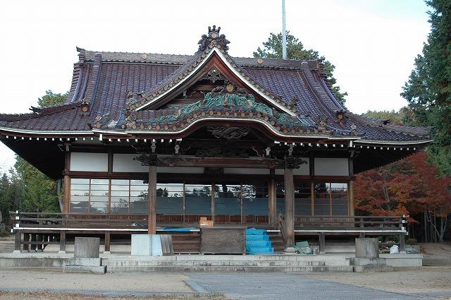 龍泉寺本堂