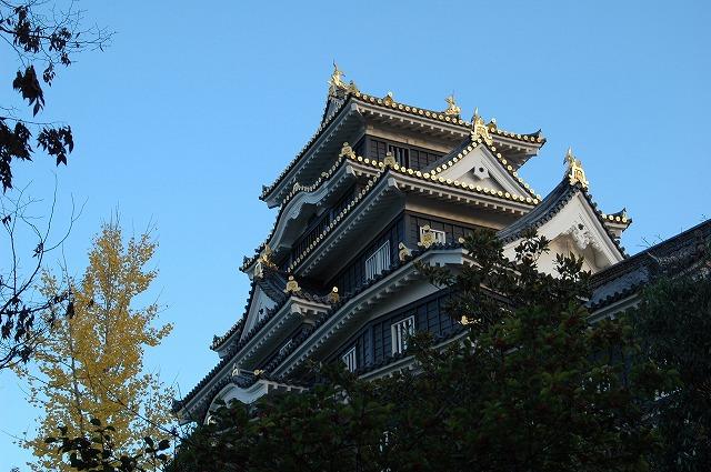 岡山城10