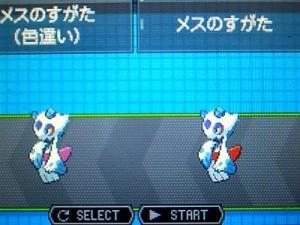 色ユキメノコ3