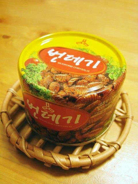 ポンテギの缶詰
