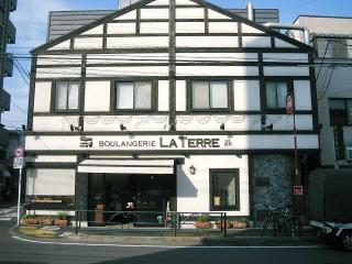 ラ・テール パン屋