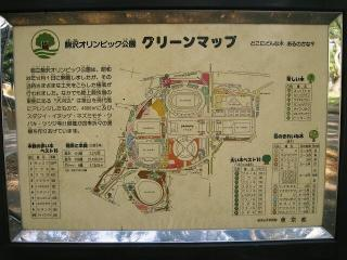 樹木MAP