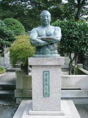力道山の像