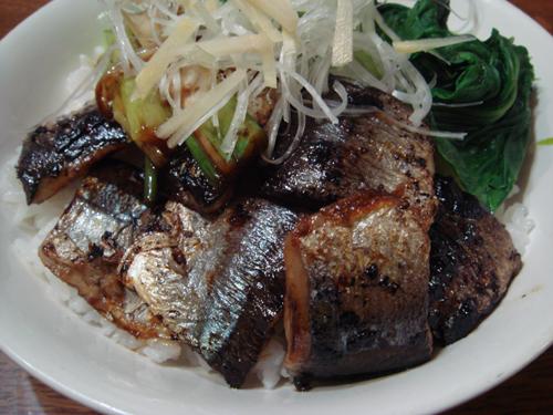 DSC03246秋刀魚丼