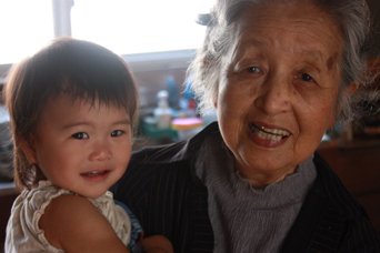 植田おおばあちゃん