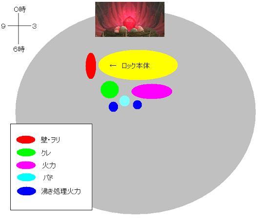090621 ロック展開図