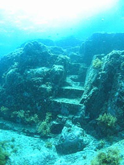 丹後 冠島 海底遺跡