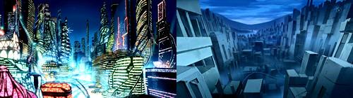 フラクタル - FRACTALE - 第7話 「虚飾の街」