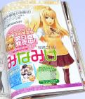 週刊ヤングマガジン2011年No.14 みなみけカラーページ