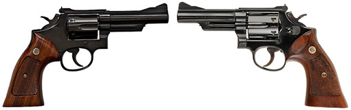 S&W M19 コンバットマグナム