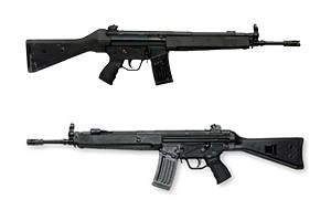 H&K HK33