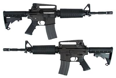 コルト M4カービン