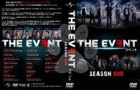 THE EVENT/イベント:整理用dvdジャケット