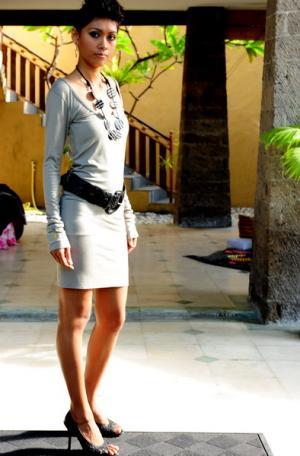 ♥BALLERINA DRESS♥SILVER♥
