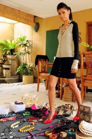 ♥SUPER PARKER DRESS♥SILVER♥