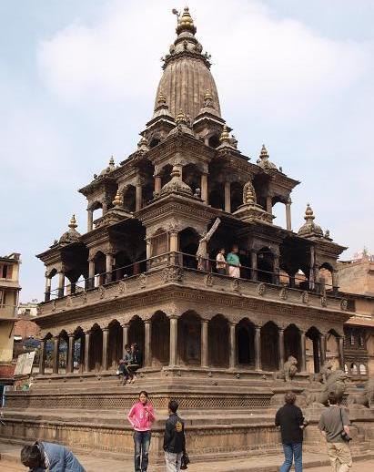 クリシュナ寺院229