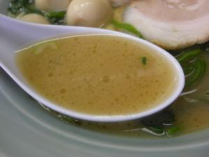 10012419湘家・醤油ラーメン(並) スープアップ