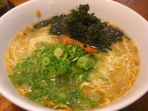 10013120あってりめん・海鮮極細麺(エビ味) 700円