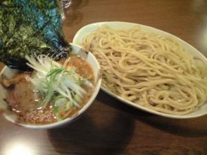 10021419○汁屋・つけ麺 790円 特製トッピ 200円