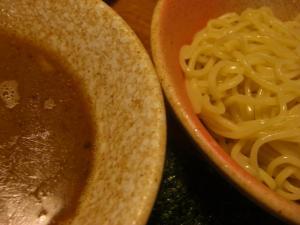10030520あってりめん・『おまかせ系』今日しかできない つけ麺(中) 麺&つけ汁アップ