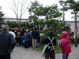 土方歳三最期の地碑碑前祭