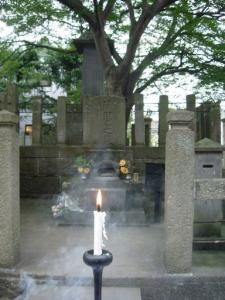藤田家の墓
