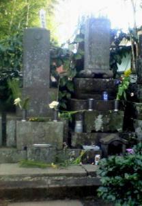 近藤勇&近藤勇五郎の墓