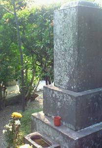 中島英次郎の墓