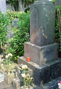 中島恒太郎の墓