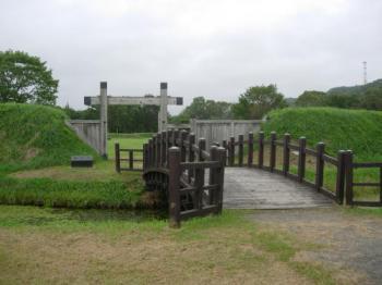白老仙台藩陣屋橋