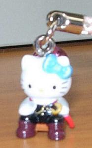 函館限定☆土方歳三キティ