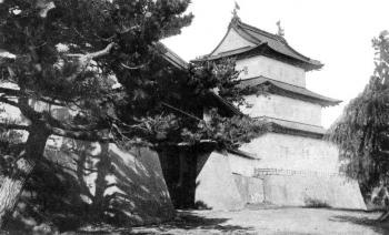 松前城(戦前)