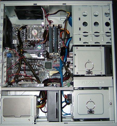 i975Xa-YDG + Core Duo T2500