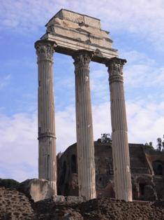 カストルの神殿