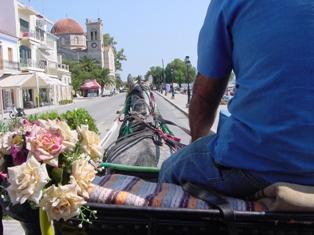 エギナ馬車