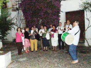 パティオ祭合唱団