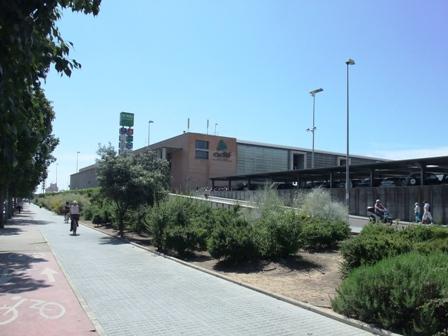 コルドバ駅舎