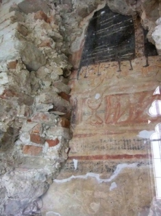 12世紀の壁