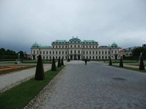 ベルベレーデ宮殿上宮