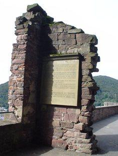 ゲーテ記念碑
