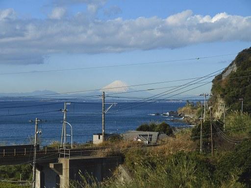 2008 お正月の富士山