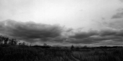 高層雲(As) 乱層雲(Ns)
