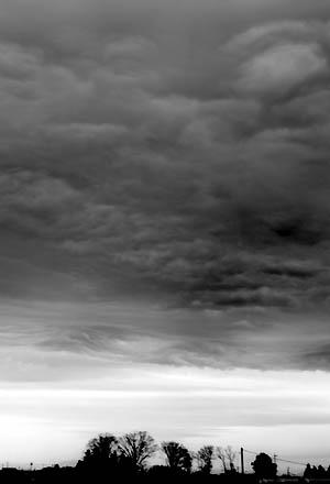 高層雲 As