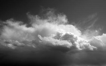 積乱雲 Cb