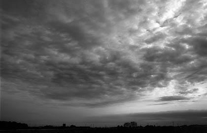高積雲 Ac