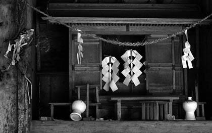 浅間神社・祭壇
