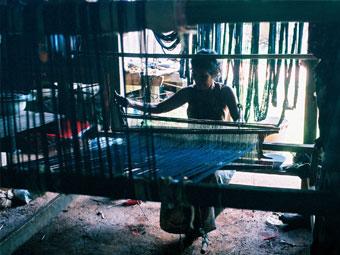 織物 - タイ壁紙写真館